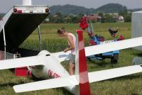 mini-AA 007 S starodobniki letijo tudi mladenke